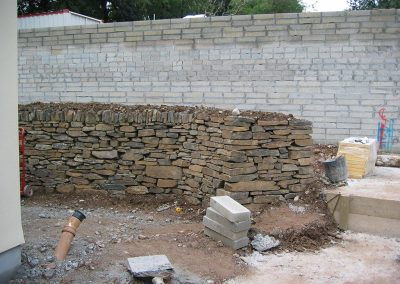 Before boundary wall 5