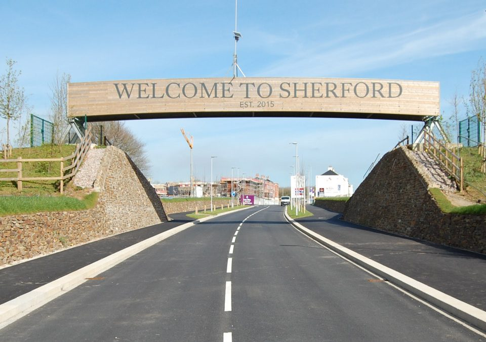 Sherford Opening